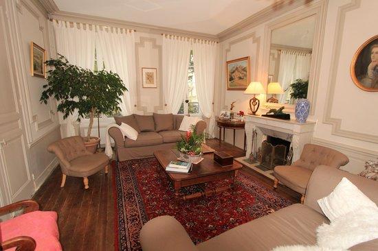 Le Vivier : living room