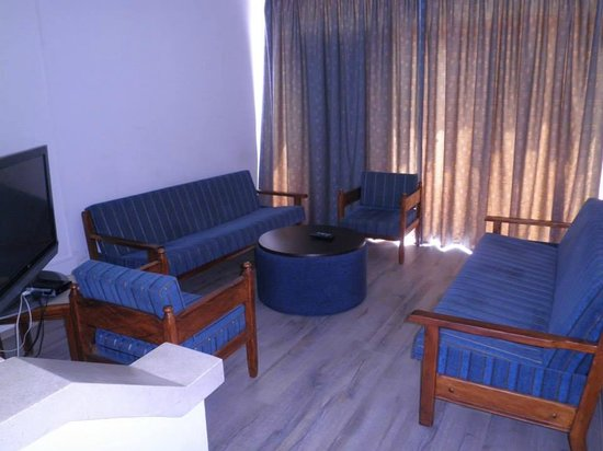 Agrino Hotel Apartments Family Apt Living Room