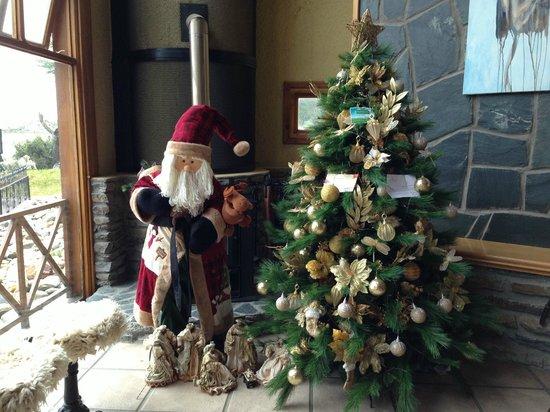 Hotel Los Yamanas : Natale a Los Yamanas