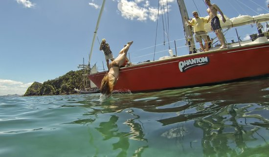 Phantom Sailing : This could be you!