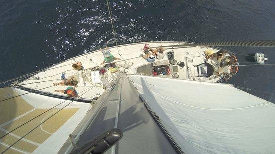 Phantom Sailing : Phantom from the sky