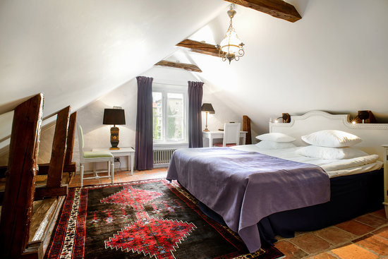 Hotel Hellstens Malmgard : Standard double