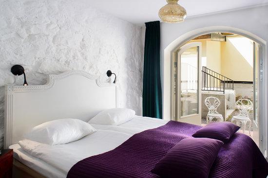 Hotel Hellstens Malmgard : Small double