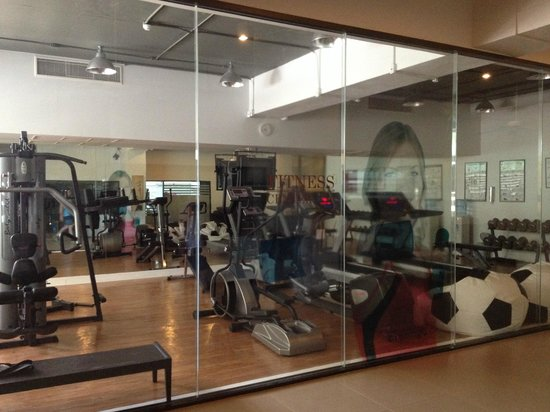 Sawaddi Patong Resort & Spa: Fitness Center