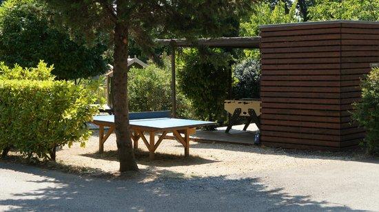 Camping Les Cent Chenes : JEUX