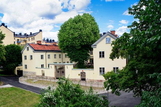 Hotel Hellstens Malmgard : Hotellet
