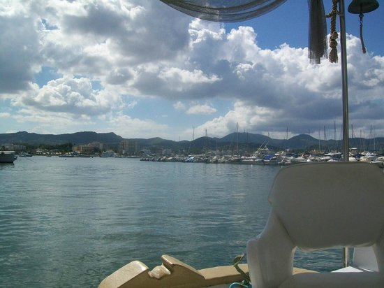 Marvell Club Hotel & Apartaments: On Boat Taxi