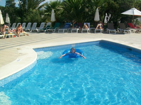 Marvell Club Hotel & Apartaments: Kids Pool