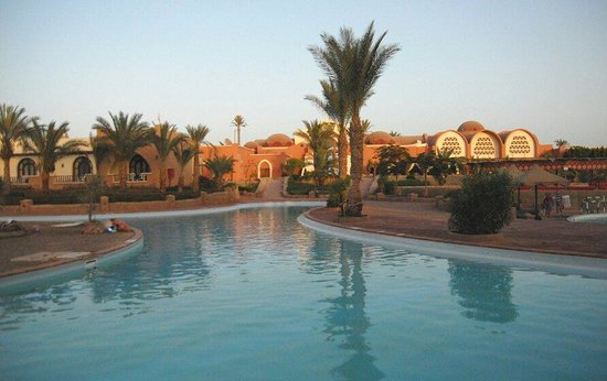 Palmyra Resort : Basen