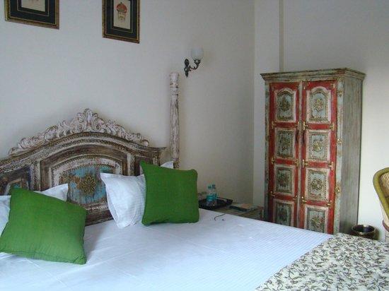 Little Ganesha Inn : Вид в номере