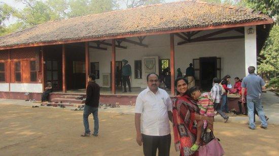 Sabarmati Ashram / Mahatma Gandhi's Home: Sabarmathi ashram