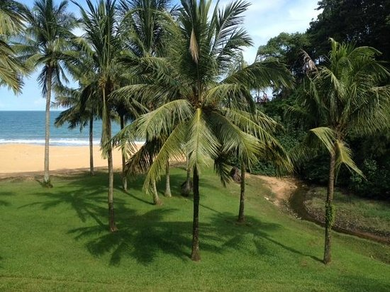 Club Med Cherating Beach: The view from our room A1201