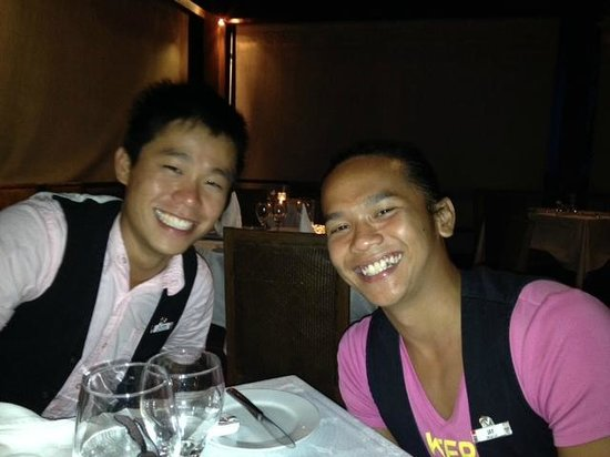 Club Med Cherating Beach: Oliver and Jay, best GO ever !