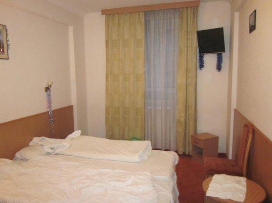 Hotel Zuglo: Номер