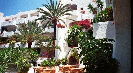 Hotel Jardin Tropical: hotel tropical jardin