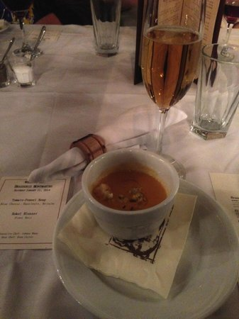Forktown Food Tours : OMG, more soup please-- delicious!