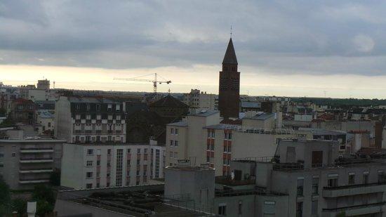 Ibis Budget Paris Porte de Vincennes: View from room