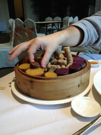 Schonbrunn Hotel Beijing: In this hotel every food' presantation is satisfactory