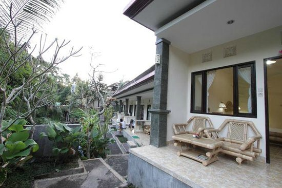 Citrus Tree Villas - Widia: terrace