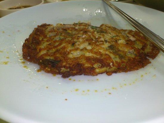 EulMilDae : 緑豆のチヂミ