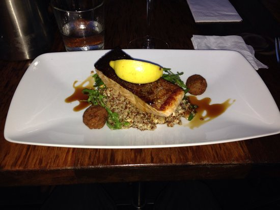 The Sardine Room : Yumm!