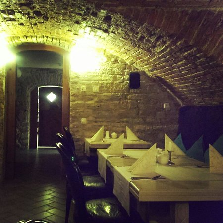 Restaurant Rose: Один из залов