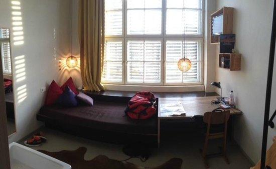 Michelberger Hotel: 3-persoonskamer
