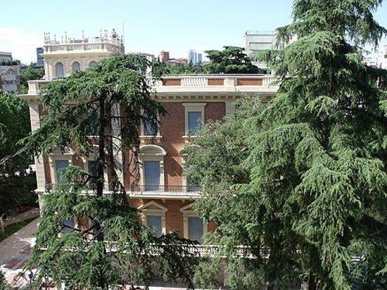 Hotel Suites Barrio de Salamanca: Vista Museo