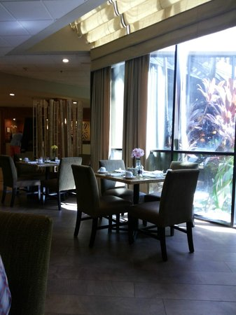 Crowne Plaza Miami Airport: Ресторан Отеля