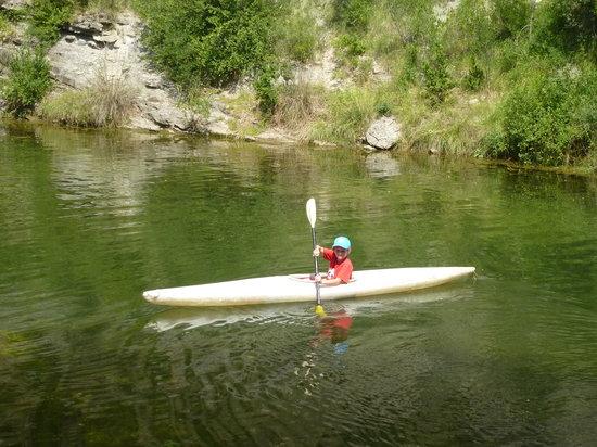 Camping La Turelure : Plan d'eau
