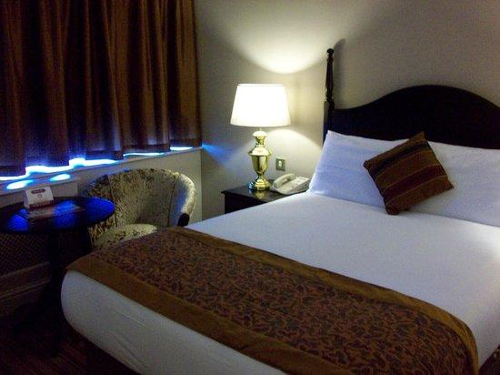 Ballsbridge Hotel: habitacion