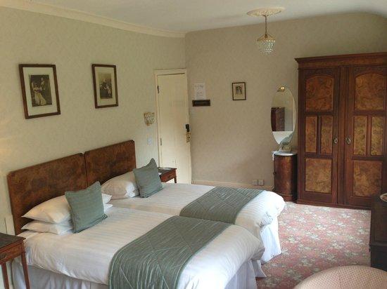 Royal Glen Hotel: Room Princess