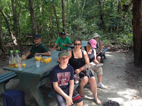 Trek North Safaris - Day Tours: Chilling near the beach