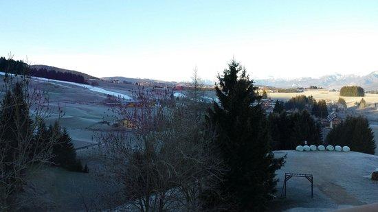 Hotel Da Barba: Panorama dalla nostra stanza