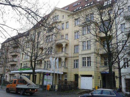 Wyndham Garden Berlin Mitte: Hoteleingang