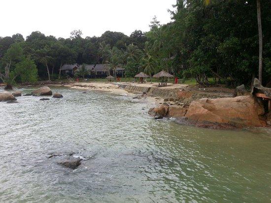Turi Beach Resort: Part of Riani wing