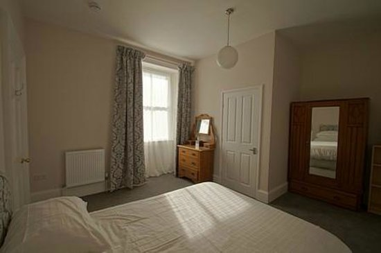 The Square House: One of the double rooms