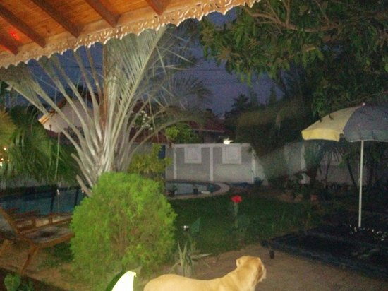 Serendib Guest House: L'esterno