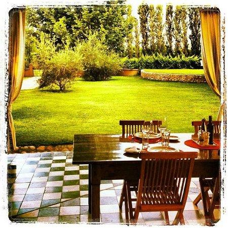 Posada Verde Oliva: Get a home cooked meal!