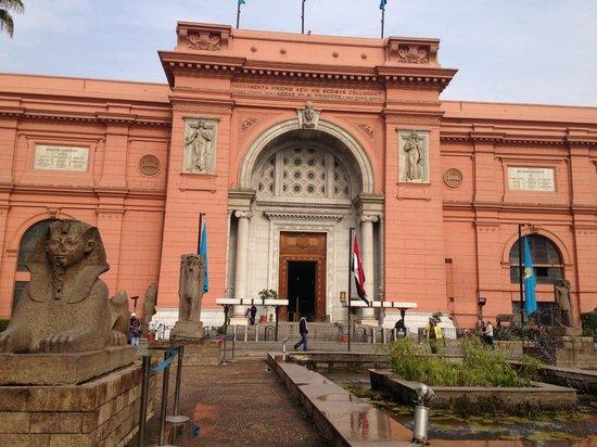 Musée égyptien du Caire : Egyptian Antiquities Museum