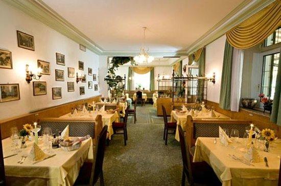Hotel Restaurant Hirschen: Sala da pranzo