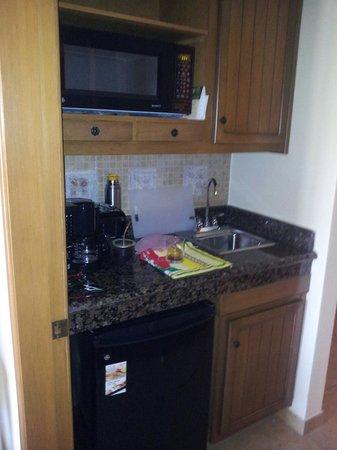 The Royal Haciendas All Suites Resort & Spa: Cocina