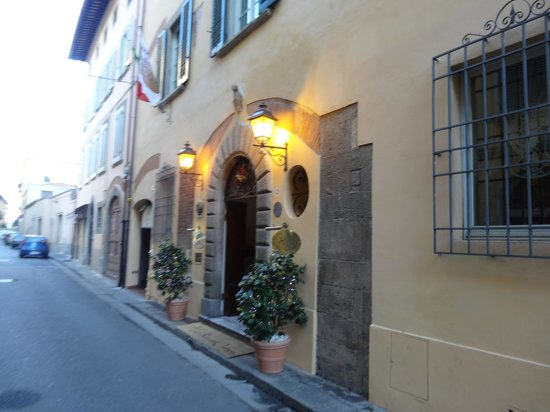 Hotel Relais dell'Orologio : Eingang