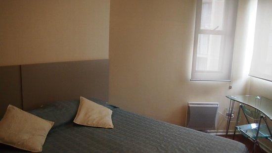 Andes Hostel: bed2
