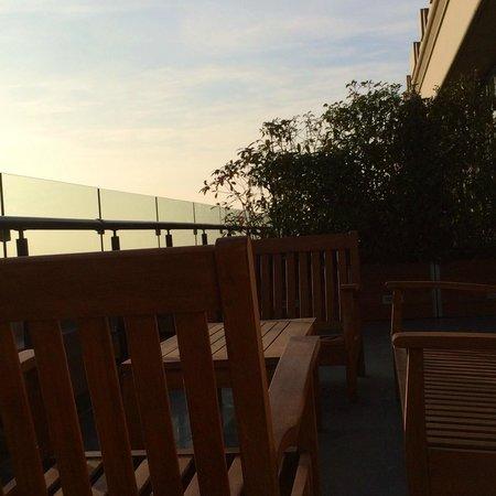 Park Hyatt Istanbul - Macka Palas: terrace