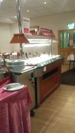 Monsoon Indian Restaurant: Buffet