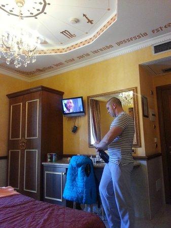 Clarion Collection Hotel Principessa Isabella: Номер