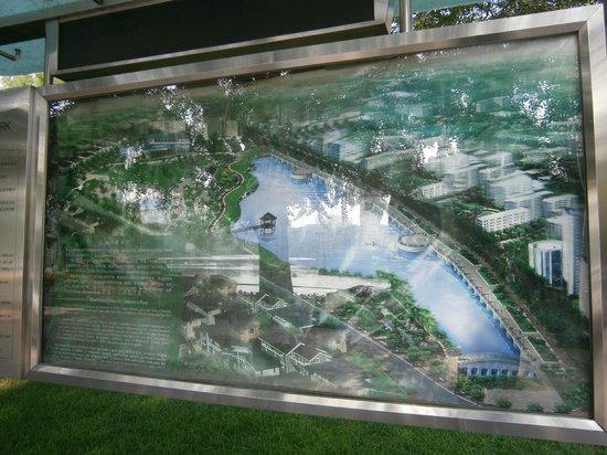 Dalian Children Park : 大連兒童公園示意圖