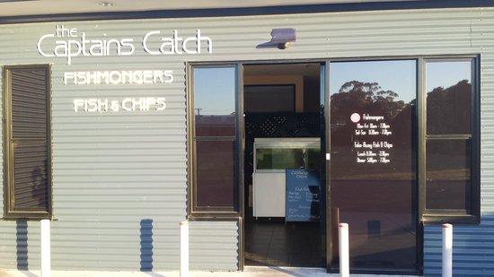 Captains Catch St Helens: Captains Catch Takeaway