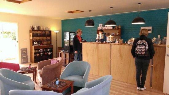 Poatina, ออสเตรเลีย: The Tea Lounge